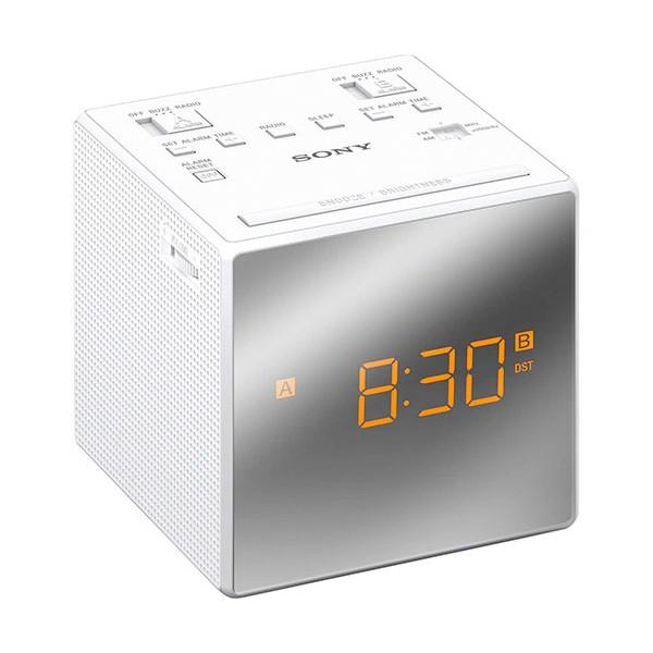 Sony icfc1tw radio despertador blanco