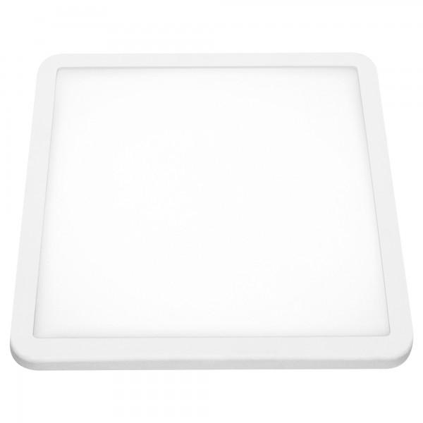 Downlight led ajustable cua.blanco 15w.f