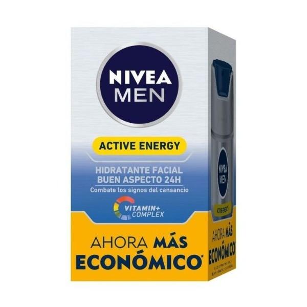Nivea Men hidratante facial Active Energy 50 ml