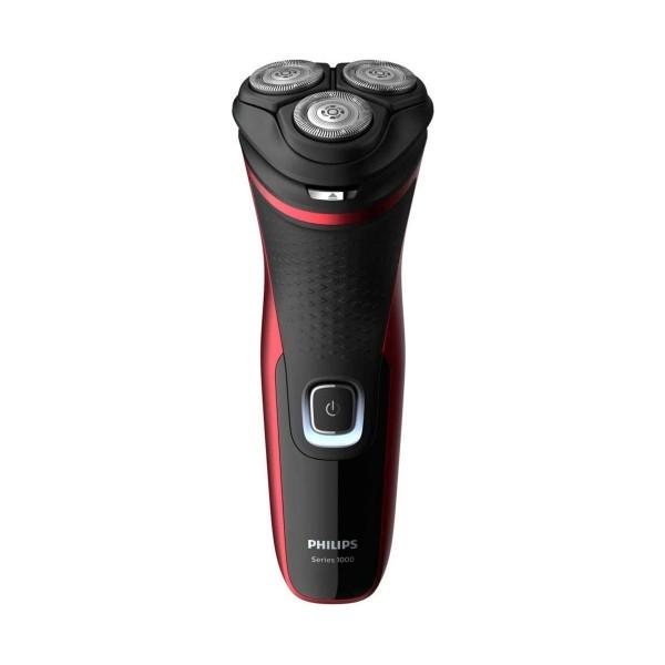 Philips s1333/41 afeitadora eléctrica shaver series 1000 powercut con o sin cable