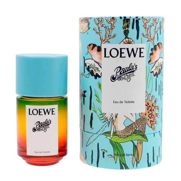 """Loewe paula's ibiza eau de toilette """"edicion limitada"""" 50ml"""